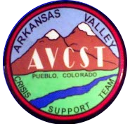 Arkansas Valley Crisis Support Team plaque